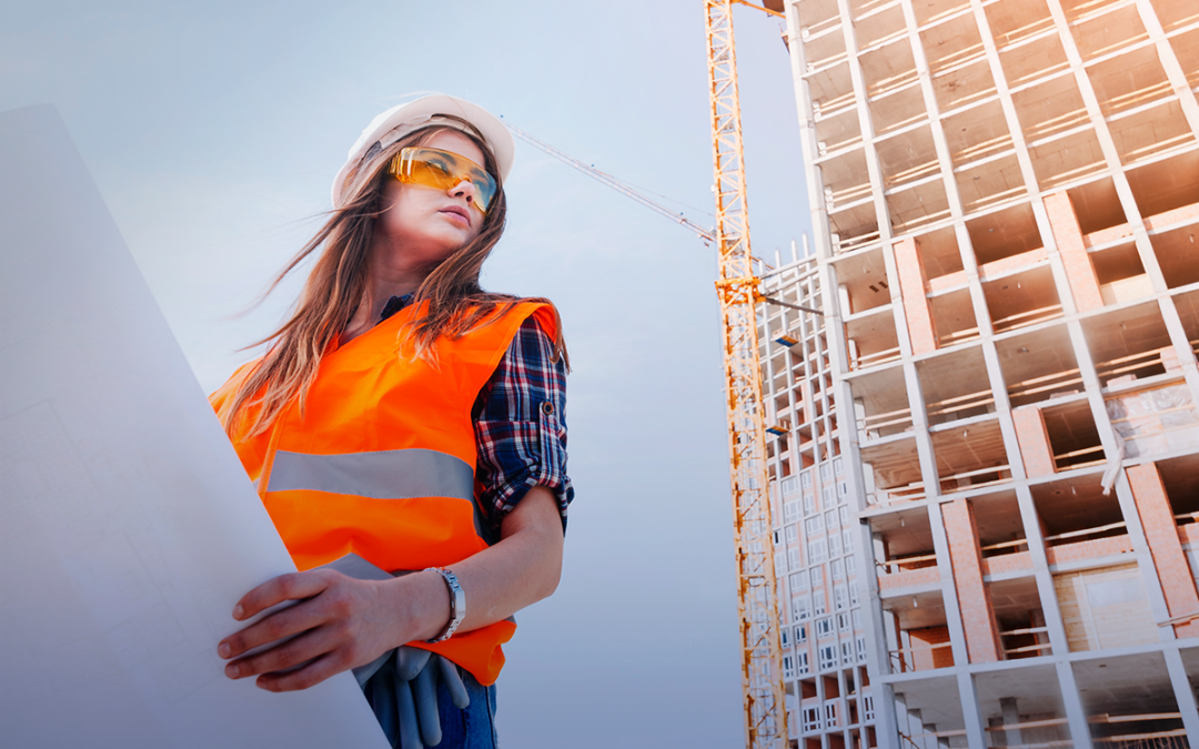Mulheres em construção