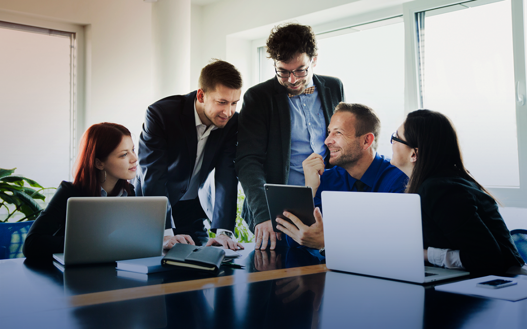 Retenção de talentos: o colaborador no centro do negócio