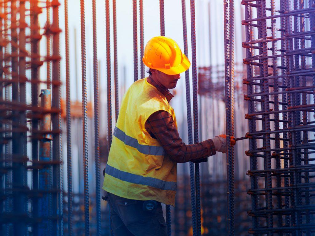 construção civil otimista