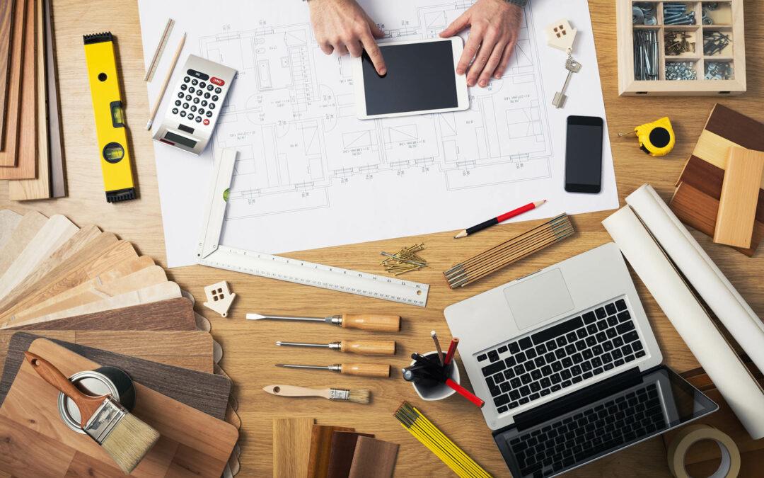 Estruturação tecnológica como diferencial no segmento de materiais para construção
