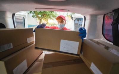 Farol Bizin #2  Agendamento de entrega de produtos